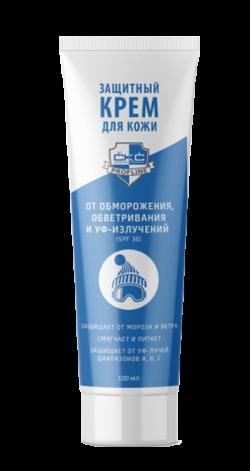Защитный крем для кожи от обморожения, обветривания и УФ излучений «СКС Profline»